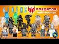 Lego Alien vs Predator Unofficial Minifigures w/ Ellen Ripley & Alien Xenomorph