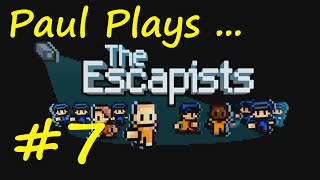 "The Escapists | E07 ""Fake Vent Cover!"" 