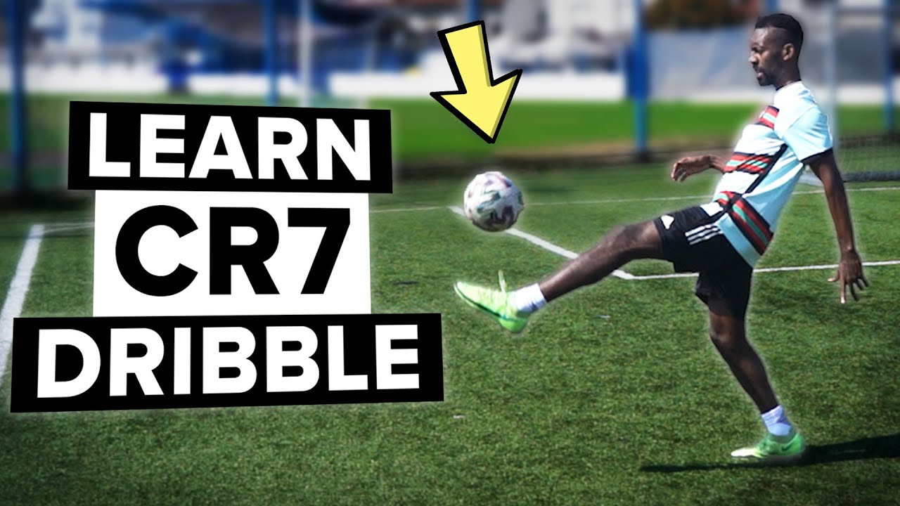How to make this CR7 showoff skill useful AND beat defenders