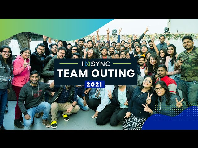 INSYNC - Team Outing 2021 | Corporate Office Party | Team Building Activities