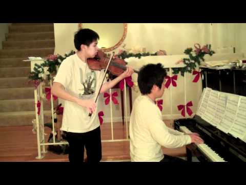 'Where Are You, Christmas?' from 'How the Grinch Stole Christmas' - Violin, piano duet