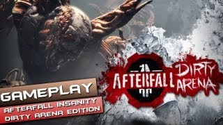Afterfall Insanity Dirty Arena Edition Gameplay PC HD