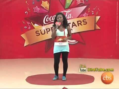 Coca Cola Superstars   Rediet Gugsa   1st Round Episode 04