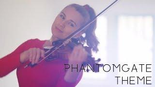 Phantomgate Theme (Starry Eye) Violin Cover - Taylor Davis