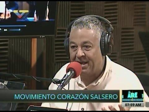 Javier Key anuncia que Corazón Salsero arranca en plaza Diego Ibarra el 18 y 19 de marzo