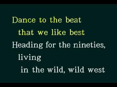 DK052 01   Escape Club, The   Wild Wild West [karaoke]