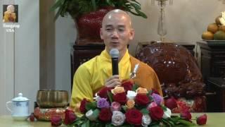 """"""" Chán """" mới nhứt của Đ.Đ Thích Tâm Nguyên giảng tại Hiền Như Tịnh Thất  15-4-2017"""