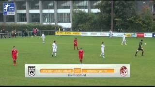 EnBW-Oberliga C-Junioren: SSV Ulm 1846 Fußball - Offenburger FV