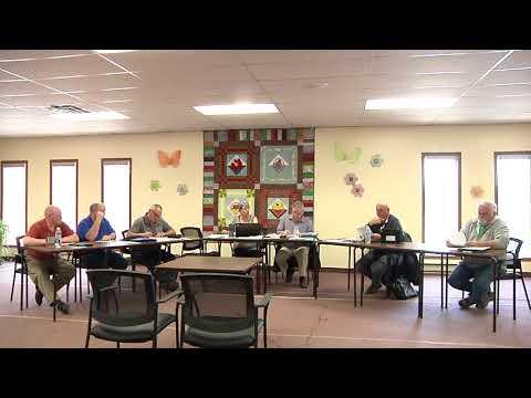 Oakland-Wawanesa Council Meeting April 17, 2018 part 2