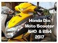 2017 Honda Dio | AHO &  BS4 | Moto Scooter | Walk Around shoot |