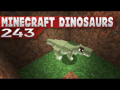 Minecraft Dinosaurs! || 243 || Allosaurus