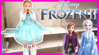 NEW Frozen 2 Toys are MISSING! | Frozen 2 Toy Hunt At Walmart and Target