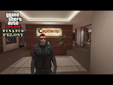 Grand Theft Auto 5 Look At The DLC Finance & Felony And WebCam?