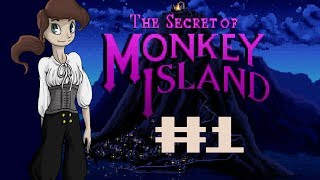 The Secret of Monkey Island #01 - A New Adventure Awaits