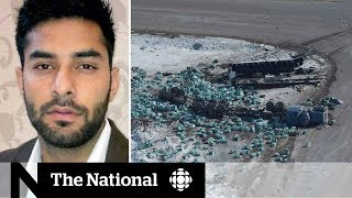 Truck driver in Humboldt Broncos bus crash charged