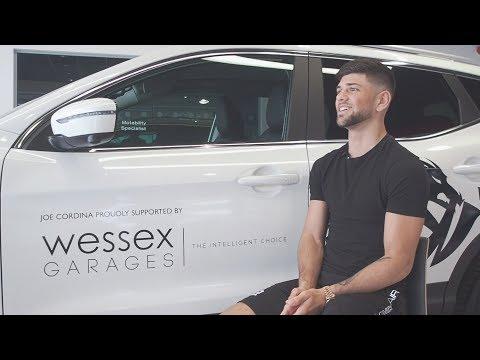 Joe Cordina WBA International Lightweight Champion | Interview | Wessex Garages Proudly Sponsors