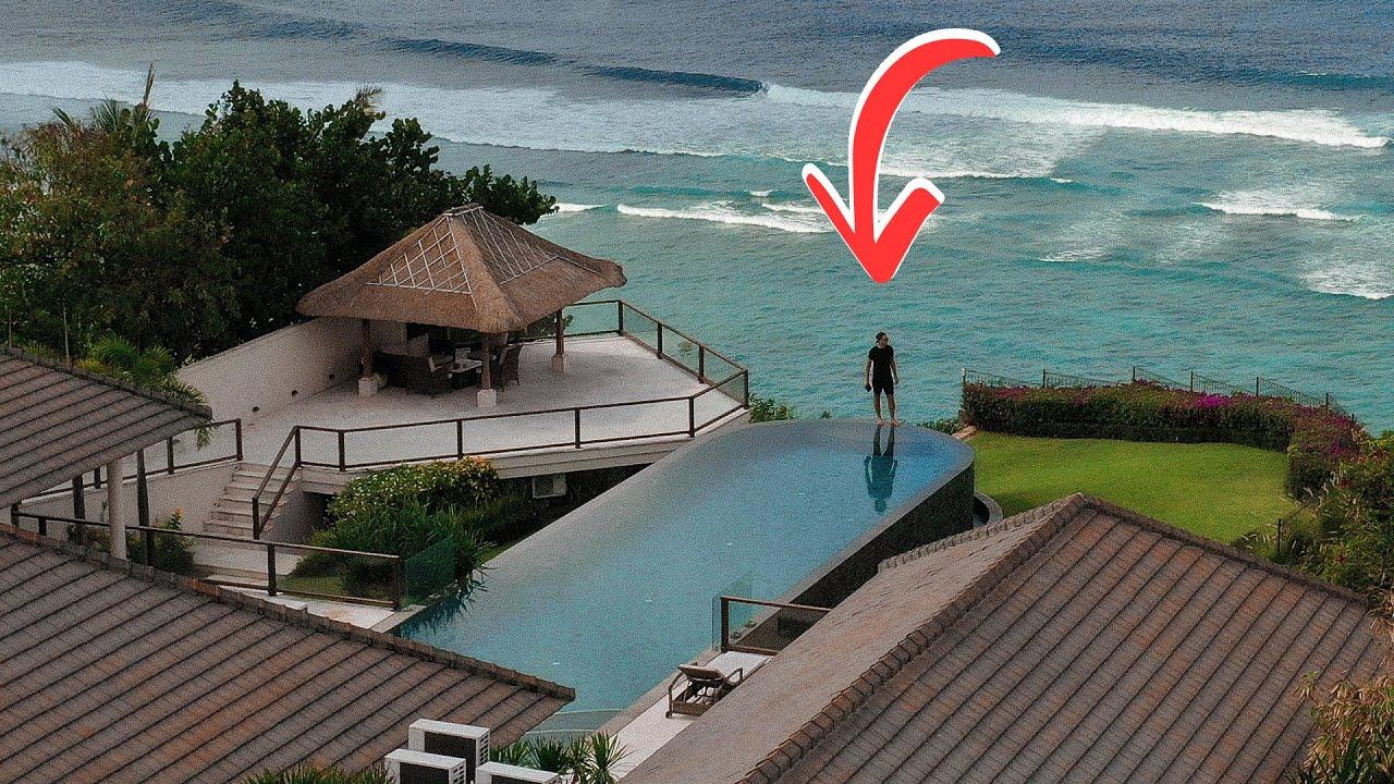Жить на вилле за $5,000,000. Бали.