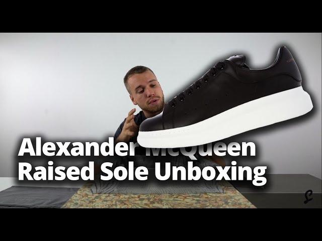 Alexander McQueen Exaggerated Sole