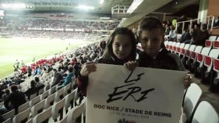 OGC Nice - Stade de Reims (L1) : J'y étais
