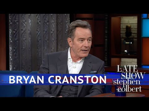 Bryan Cranston: It's Okay To Feel Sadness