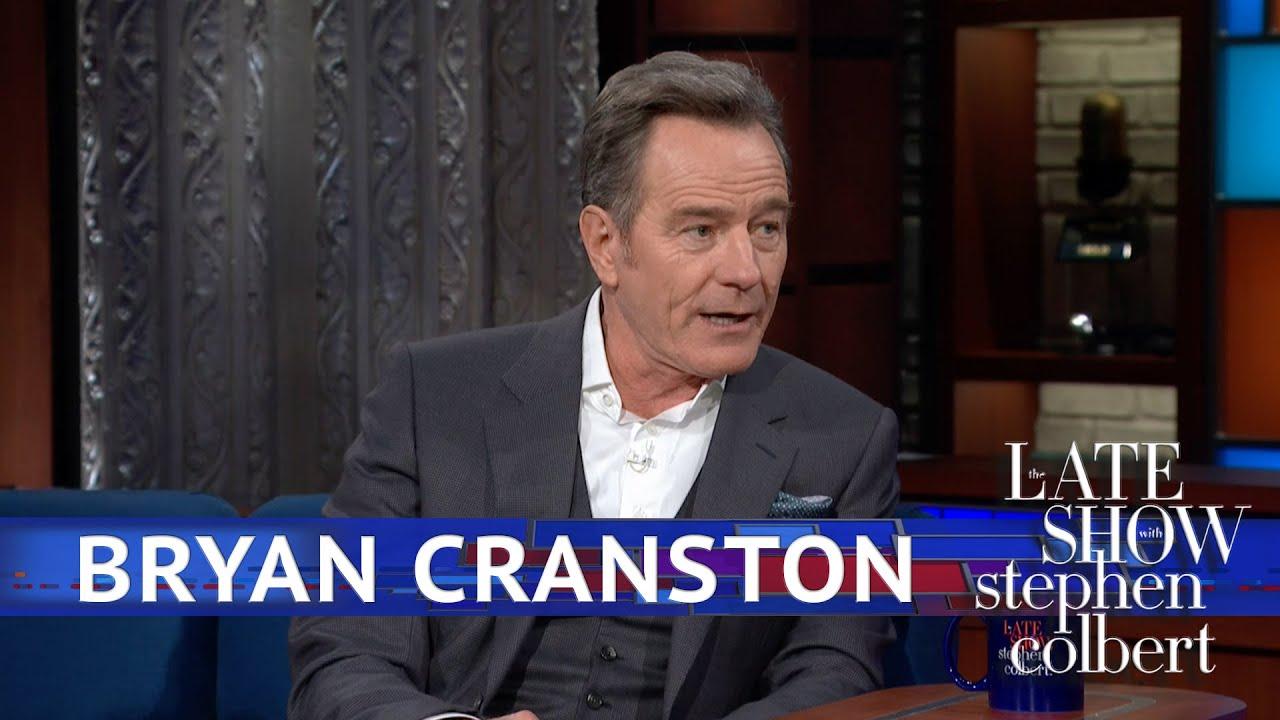 Bryan Cranston: It's Okay To Feel Sadness