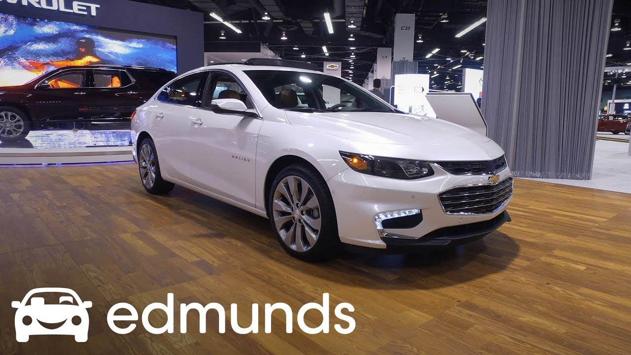 2018 Chevrolet Malibu Features Rundown Edmunds