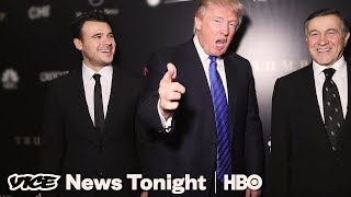 We Spoke To Emin Agalarov About A Conversation Donald Trump Jr. Claimed To Forget (HBO)