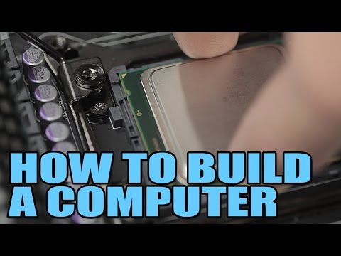 How To Build A Computer - Paul