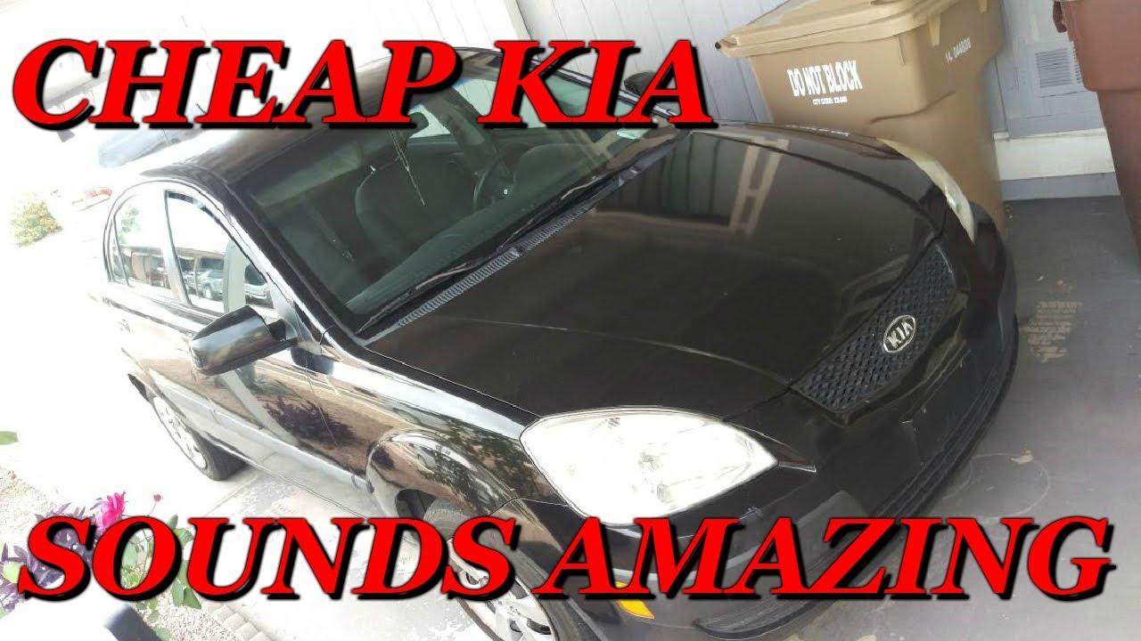 New Catalytic Converter For Kia Kia Rio 2006-2011