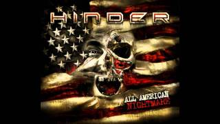 Hinder - 2 Sides Of Me (ALL AMERICAN NIGHTMARE!!! NEW SONG)