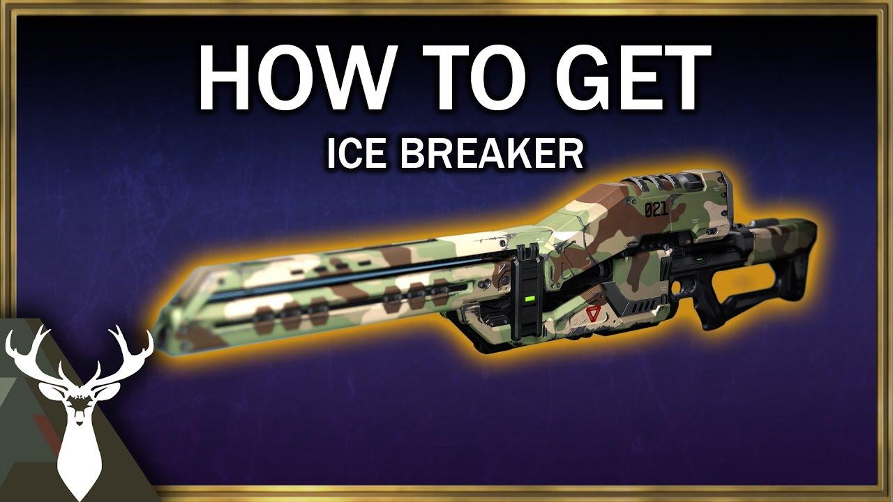 how to get icebreaker