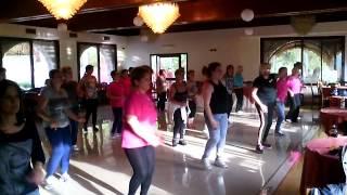 Afrodite Cumbia Ballo di gruppo 2015