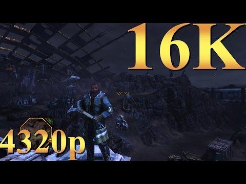 Red Faction Guerilla 16K 15360x8640 4320p Titan X Pascal 3 Way SLI PC Gaming 4K   5K   8K and Beyond