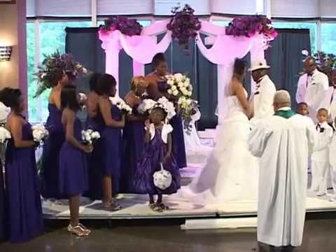 FERLANDO AND SHELBY PARKER WEDDING JUNE 9 2012 PART 2