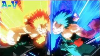 STRONGER The Score | Mỳ Hero Academia Heroes Rising AMV | Super Strength Video Magick Programing