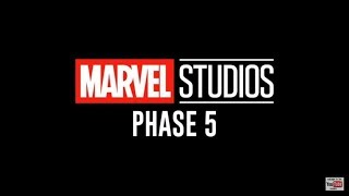 The Future Of The MCU   Phase 4 Slate Breakdown, Phase 5 Leaks & Avengers 5 (First Live Podcast)