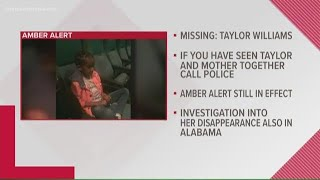 Mother of missing 5-year-old Taylor Williams has stopped cooperating with police on investigation