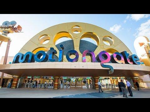 Motiongate Dubai Vlog January 2018