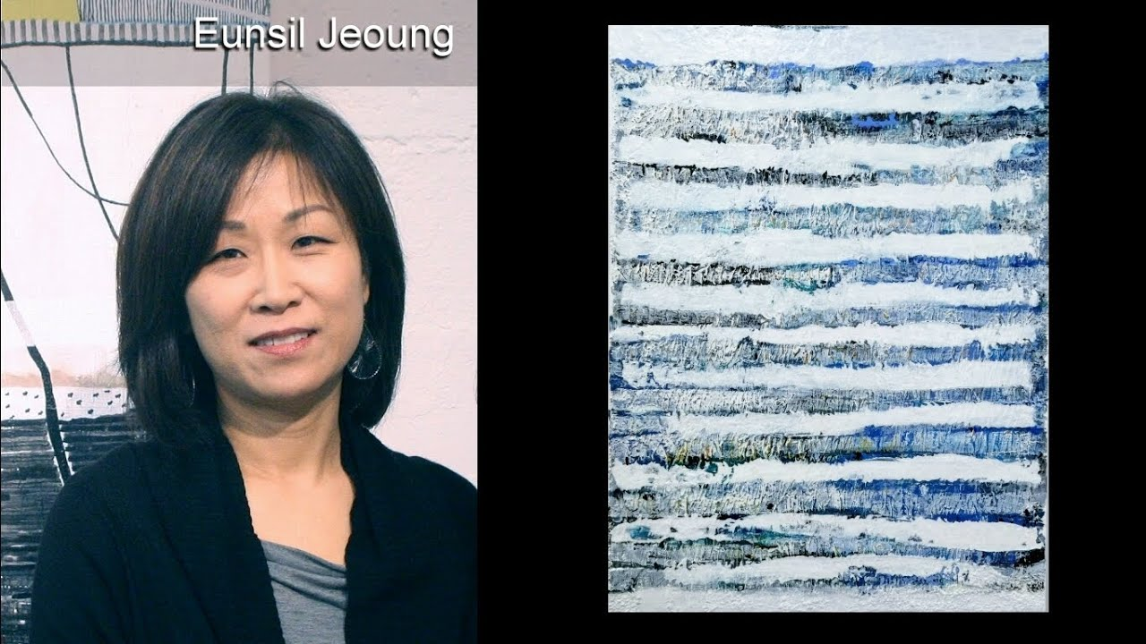 Eunsil Jeoung /  themes about 'Ghosts' and 'Cactuses' series