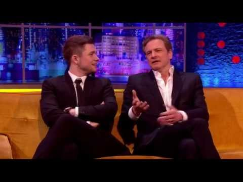 Taron Egerton on The Jonathan Ross Show