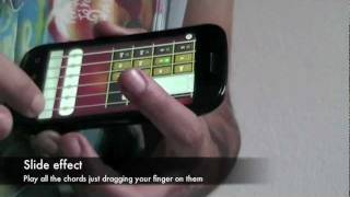 Virtual Guitar - Easy to use guitar for Android(Download it here: https://market.android.com/details?id=vg.nettn.com It's an electronic programmable guitar. Stylish, portable and practical, it is suitable for the ..., 2011-06-30T16:07:48.000Z)