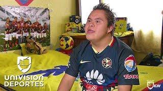 'Fede' Morales, el fan especial del América y la mejor inspiración para ganarle a Chivas