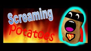 Lethal-energy Presents: Screaming Potatoes Ep.1 - Call Of Duty Rambling