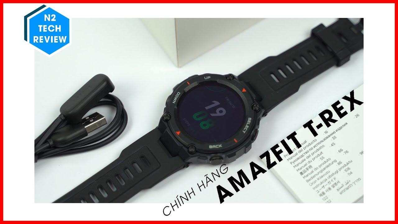 Trên tay Amafizt T-Rex chính hãng Việt Nam, có gì khác?