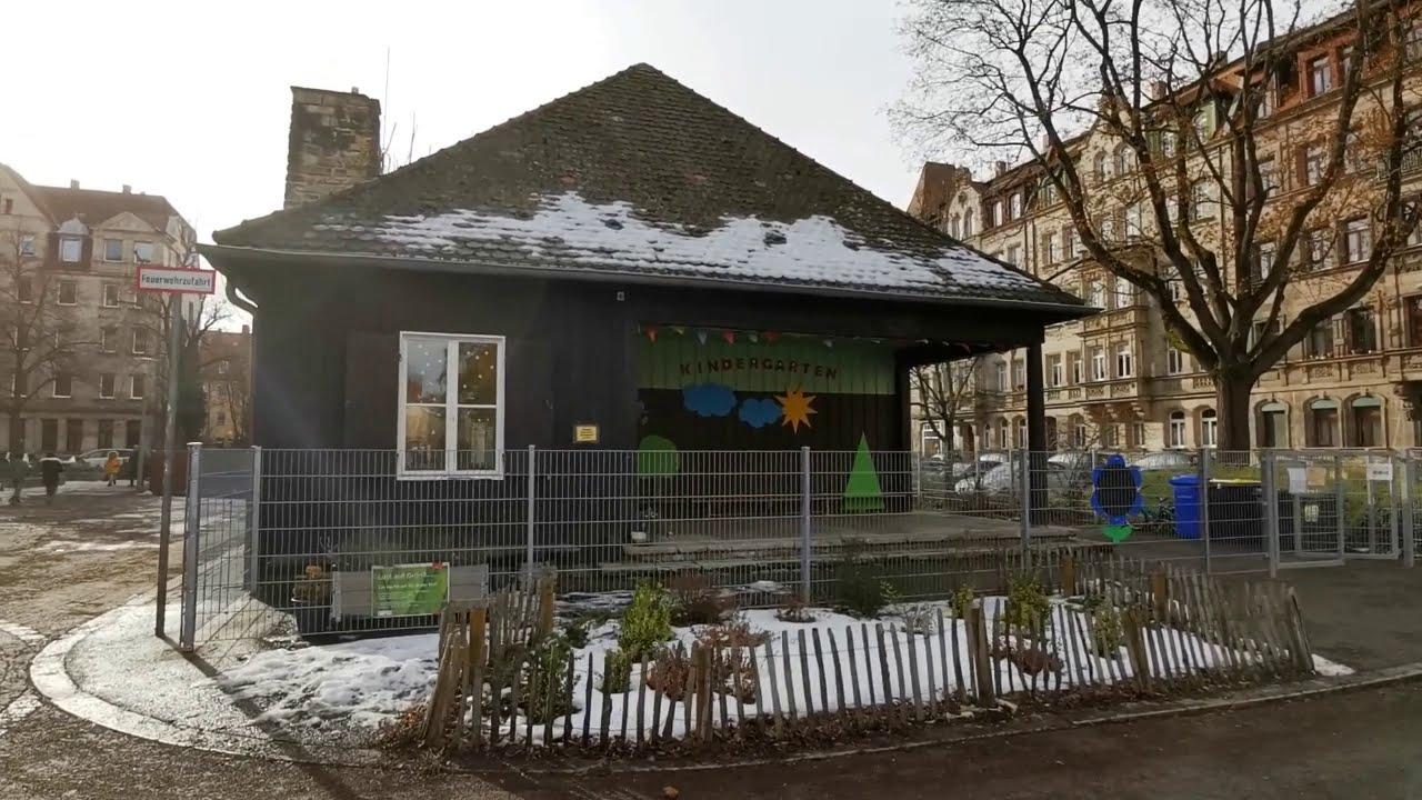 Download Stadt Nürnberg: Kindergarten, Glockendonstr. 13