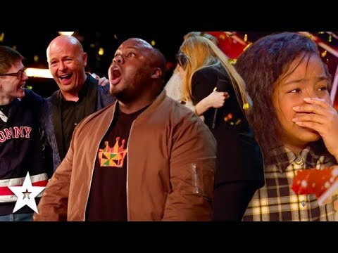 TOP 5 GOLDEN BUZZERS on Britain's Got Talent 2020 | Got Talent Global