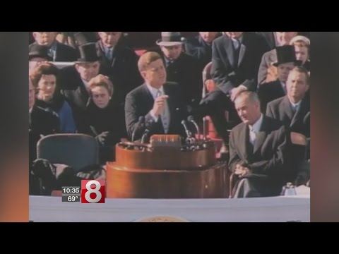 State Senator Ted Kennedy Jr. takes a look back at JFK's legacy