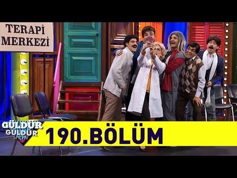 Güldür Güldür Show 190.Bölüm (Tek Parça  HD)