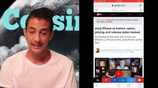 New iPhone 11 Leak 📲