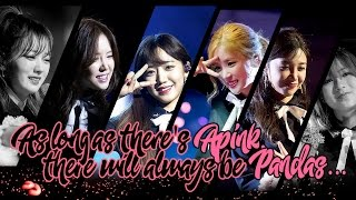 """[FMV] APINK - """"The Place We"""